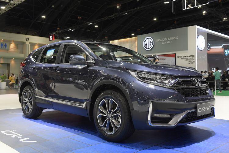Honda CR-V Facelift meluncur di Thailand