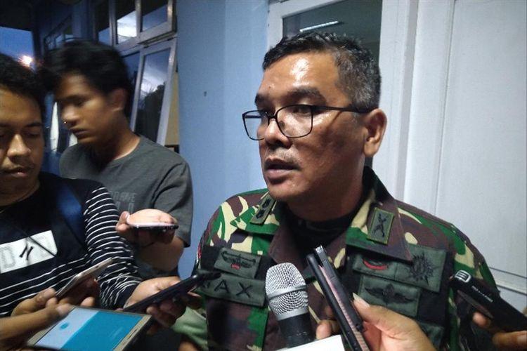 Wakapendam XVII/Cenderawasih Letkol Inf Dax Sianturi
