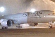 Ada Kasus Mesin Terbakar, Bos Garuda Pastikan 10 Pesawat Boeing 777-300 ER Laik Terbang
