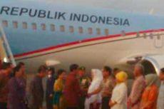 Ke Australia, Presiden Jokowi Transit di Bali