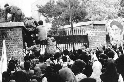 Hari Ini dalam Sejarah: Pengepungan Kedubes AS di Iran Selama 444 Hari