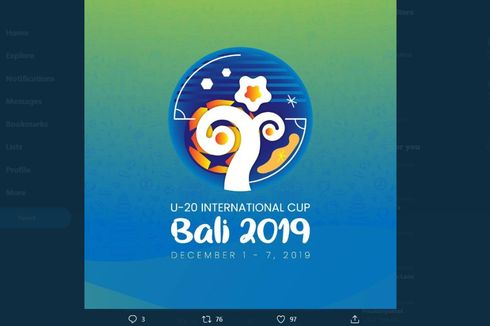 Indonesia Vs Inter Milan, Beckham dkk Gagal Juara U-20 International Cup 2019