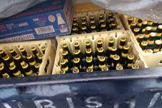 Polisi Amankan Pikap yang Bawa Puluhan Dus Miras Ilegal di Duren Sawit