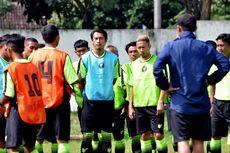 Hansamu Yama Jadi Peserta Termuda Kursus Kepelatihan C AFC di Malang