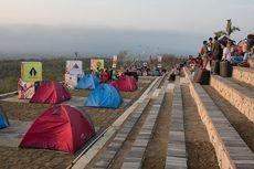 Rute dan Harga Kemah di Watu Tapak Camp Hill Jogja