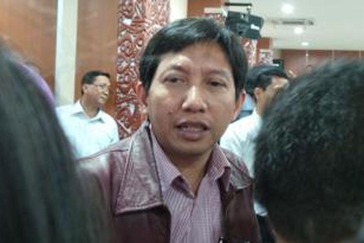 Ketua Komisi Pemilihan Umum (KPU) Daerah Provinsi Jawa Timur Andry Dewanto
