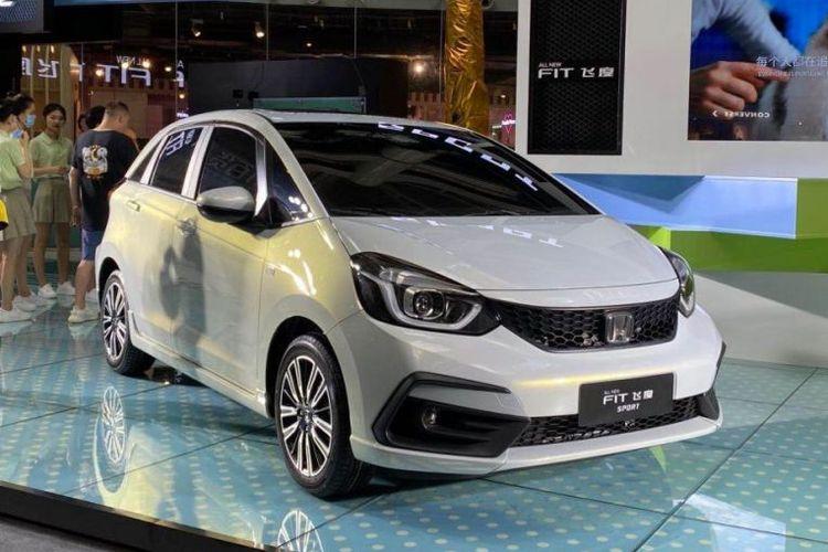 Honda Jazz generasi keempat resmi dipasarkan di Cina