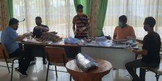 Bantu Tenaga Medis Hadapi Covid-19, BBPLK Medan Produksi Face Shield