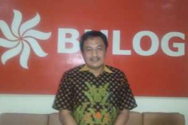 Wakil Kepala Perum Bulog Divre Sulawesi Selatan dan Barat Miftahul Ulum