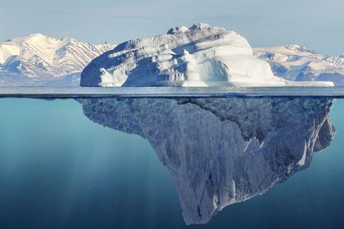 Lawan Kekeringan, Perusahaan Ini Ingin Boyong Gunung Es ke UAE
