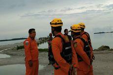 Sedang Mancing, Seorang Pemuda Diterkam Buaya Laut dan Diseret Masuk Air di Depan Temannya
