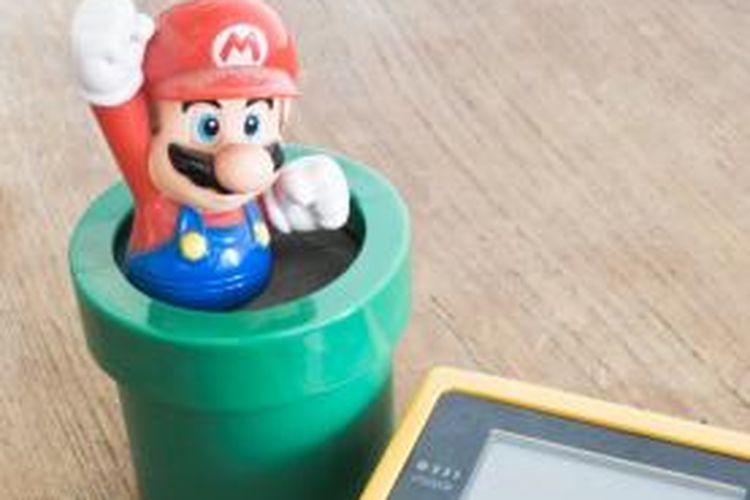 ILUSTRASI - Mario Bros