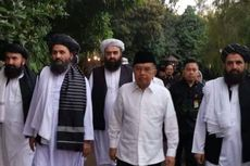 Cerita Jusuf Kalla Undang Taliban ke Indonesia, Sempat Minta Cabut Label Teroris di PBB