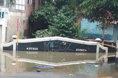 Sempat Terendam Air Setinggi 1,5 Meter, Banjir di Bidara Cina Berangsur Surut