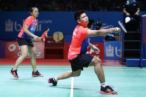 Fuzhou China Open 2019, Praveen/Melati Tersingkir