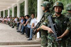Pasangan Suami Istri Antaretnis di Xinjiang Dihadiahi Uang