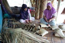Kisah Warga Kampung Purun, Hidup Sejahtera, Produk Tembus 4 Negara