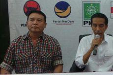 Jokowi Puas dengan Penghitungan Suara di Jabar