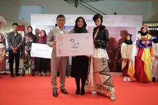 SMK NU Banat Kudus Raih Juara Ajang Fashion Internasional di Singapura