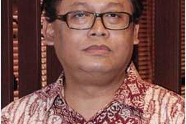 Epidemiolog Fakultas Kesehatan Masyarakat Universitas Indonesia Pandu Riono