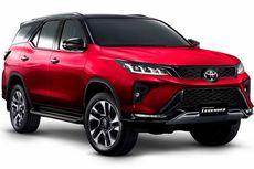Toyota Masih Punya Simpanan Produk Baru di Tahun Ini