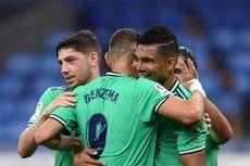Hasil Espanyol Vs Real Madrid, Los Blancos Menang dan Geser Barcelona