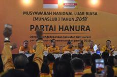 Konflik Rugikan Partai, Menkumham Sarankan 2 Kubu Hanura Duduk Bersama
