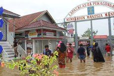 Lapas Pekalongan Kebanjiran, Ratusan Narapidana Dipindahkan