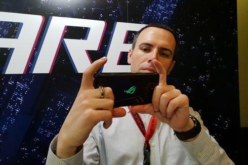 Asus Pastikan ROG Phone 2 Meluncur Bulan Ini