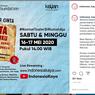 Pentas Beta Maluku, Nyanyian Damai Indonesia Bakal Ditayangkan Secara Daring