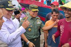 30 Kapal Nelayan Pantura Diberangkatkan ke Natuna