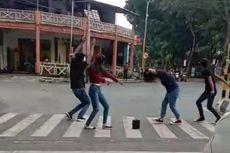 Demi Konten TikTok, 4 Remaja Joget di Zebra Cross, Dipanggil Polisi Setelah Videonya Viral