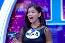 Tereliminasi dari Indonesian Idol X, Ainun: Ini Awal Pintu Kesuksesan