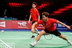 Line Up Indonesia Vs Taiwan di Piala Thomas, Marcus/Kevin