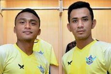 Tampilan Seragam Persegres untuk Piala Presiden 2017
