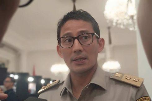 Sandiaga Kesulitan Temui Prasetio untuk Bicara Pelepasan Saham Delta Djakarta