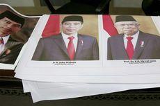 Cerita di Balik Foto Presiden dan Wakilnya Dicetak dari Bahan Spanduk, Inisiatif Pekerja Kebersihan di DPR Aceh