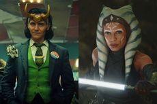 Sinopsis 10 Serial Marvel & Star Wars yang Segera Tayang di Disney+