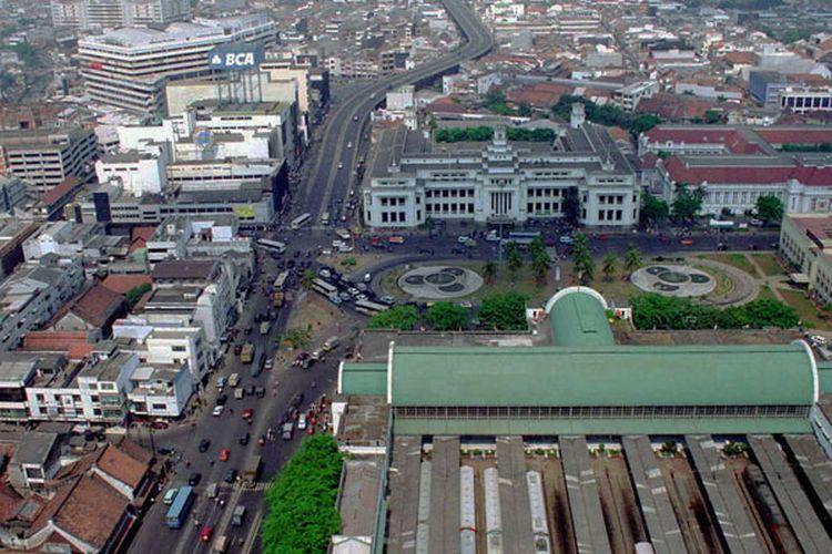 Kawasan Stasiun Kota