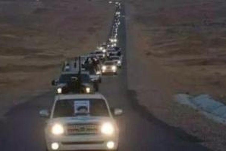 Pasukan Irak yang setia kepada pemerintah Baghdad mencoba membuka blokade ISIS terhadap kota Amirli.