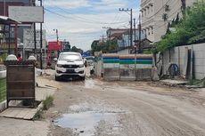 Proyek IPAL Bikin Jalan Rusak, Banjir, hingga Ganggu Usaha Warga, Wali Kota Pekanbaru Minta Maaf