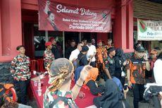 Ormas Pemuda Pancasila Antar Reza Ao Daftar Calon Walkot Tangsel