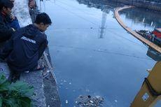 Panik Ada Tawuran, Solihin Lari Lalu Tercebur ke Kanal Banjir Barat