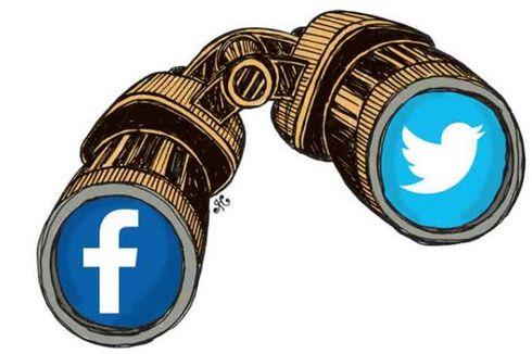 LSI Denny JA: Pendukung Ahok Banyak di Twitter, Anies di Facebook