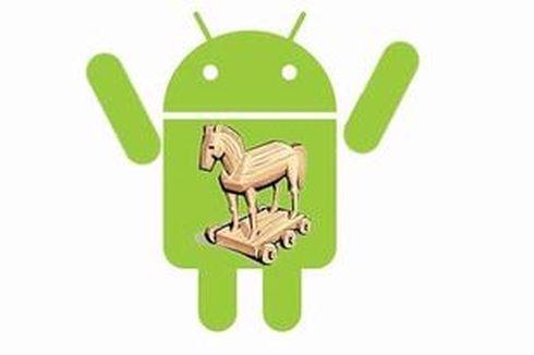 Puluhan Ribu 'Malware' Ditemukan di Android
