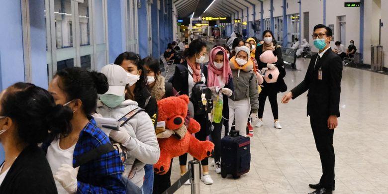 Minat Kerja Jadi TKI di Taiwan? Ini Kisaran Gajinya Halaman all - Kompas.com