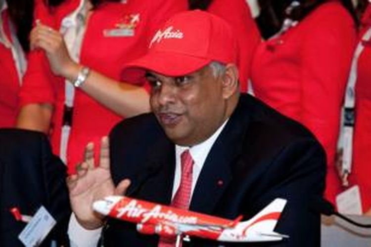 Tan Sri Dr Tony Fernandes, Group Chief Executive Officer of AirAsia.