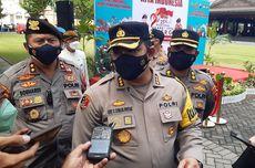 Ratusan Suporter PSS Sleman Masuk Solo, Lempari Polisi dengan Batu, Dibubarkan dengan Gas Air Mata