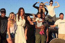 Caitlyn Jenner Rayakan Hari Ayah Bersama Anak-anaknya