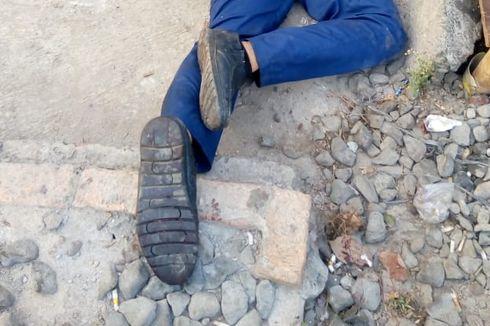 Pria yang Ditemukan Terluka di Perlintasan Rel Jatinegara Kenakan Baju Berlogo Jak Lingko